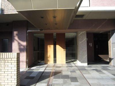 【エントランス】グラン・シティオ三条麹屋町 黎明舎