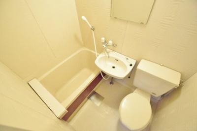 【浴室】仲内ハイツ