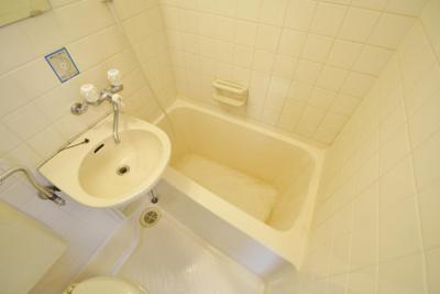 【浴室】ラ・テール西田弐番館