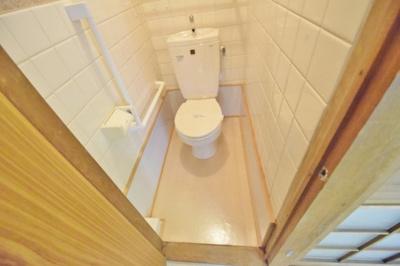 【トイレ】浅野マンション