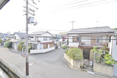 【展望】浅野マンション
