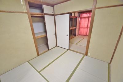 【寝室】浅野マンション