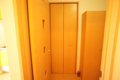 便利な玄関収納完備♪