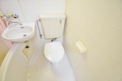【トイレ】荘園ハイツ