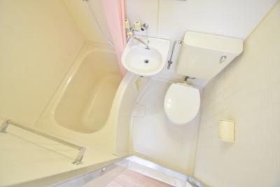 【浴室】荘園ハイツ