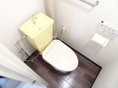 【トイレ】ドエルオガワ