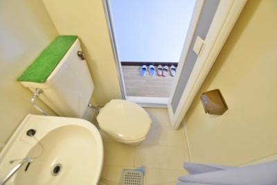 【トイレ】セジュール松原