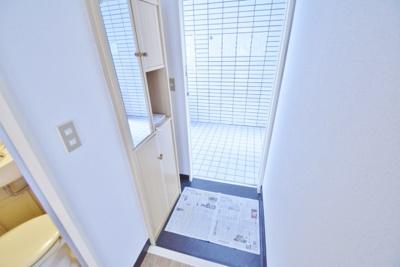 【玄関】セジュール松原