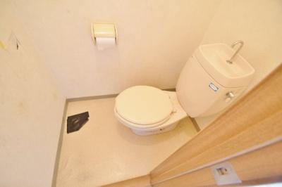 【トイレ】メゾン立部