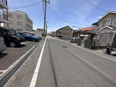 【駐車場】モアクレスト津村パートⅢ