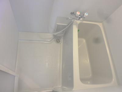 【浴室】磯長台ハイツ
