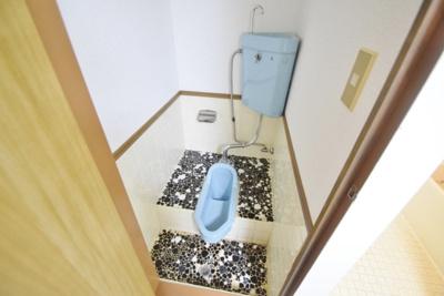 【トイレ】堅下ハイツ
