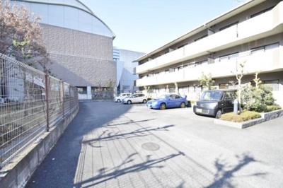 【駐車場】メゾンDEコンフォール