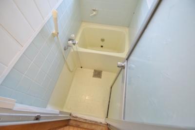 【浴室】藤ハイツ