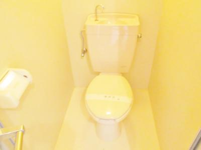 【トイレ】メゾンプレザーント阿保