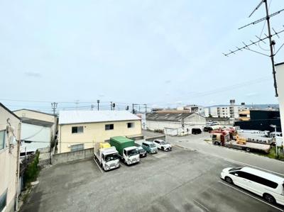 【展望】メゾンプレザーント阿保
