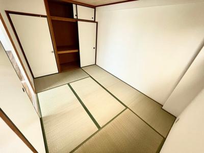 【寝室】メゾンプレザーント阿保