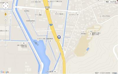 【地図】マンダリーネ広江