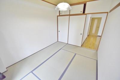【寝室】ロイヤルハイツ一津屋