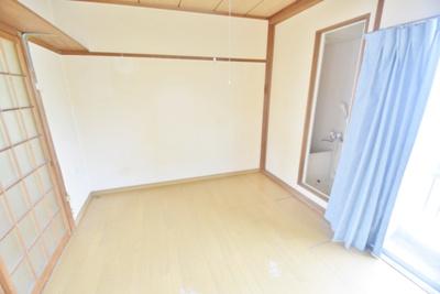 【居間・リビング】サンハイツ井宮