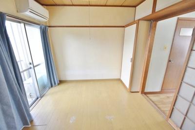 【寝室】サンハイツ井宮