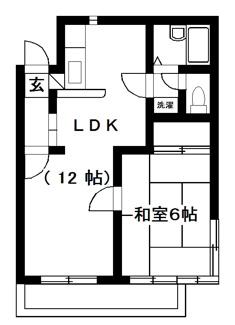 ウッディハイツ富田