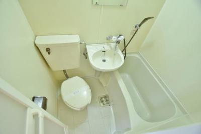 【浴室】ロイヤルハイツ川西