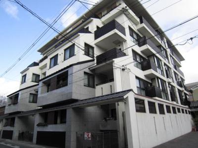【外観】シンフォニー御所堺町御門前