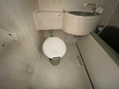 【トイレ】セルティアA棟