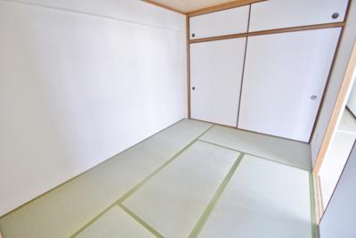 【寝室】エトワール尾谷