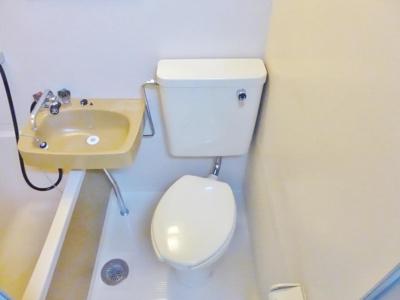 【トイレ】ハイツタキタニワン