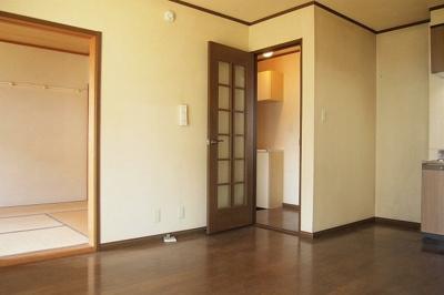 【居間・リビング】ソルティ二階堂A
