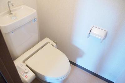 【トイレ】ソルティ二階堂A