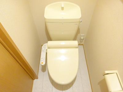 【トイレ】プリムローズ浜田山