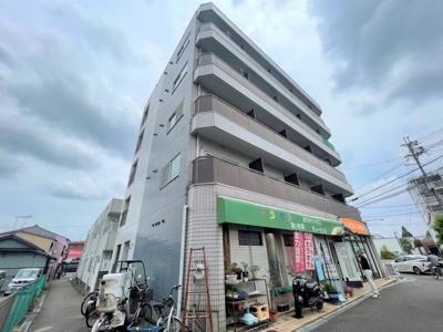 【外観】ハイツ加賀