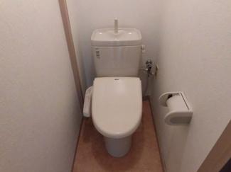 【トイレ】プレザージュ中島