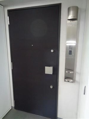 【玄関】ジュエルコート熊谷Ⅱ