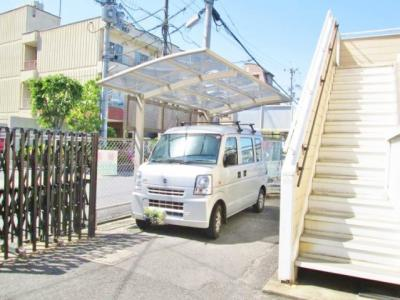 【駐車場】エステートピア・タケダ