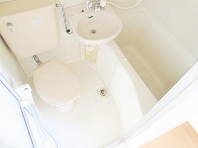 【浴室】エステートピア・タケダ