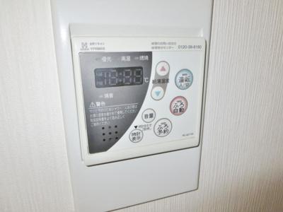 【設備】アパートメント翆月