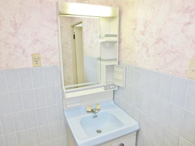 【独立洗面台】アパートメント翆月