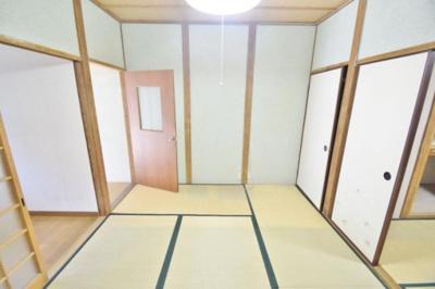 【寝室】喜志・羽鹿荘 西棟