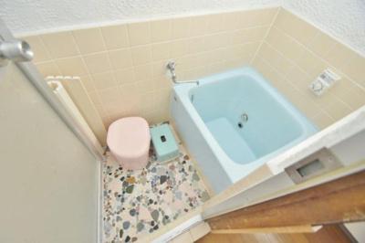 【浴室】喜志・羽鹿荘 西棟