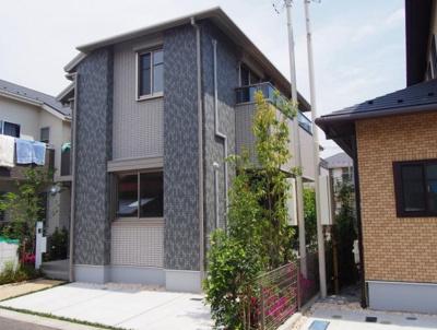 【外観】制震装置MGEO設置 新築未入居戸建