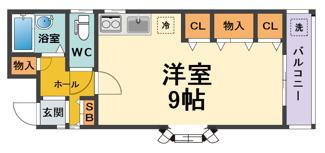 レジデンスドール(鳴尾駅・武庫川女子大・兵庫医大)