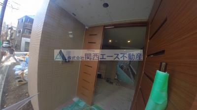 【エントランス】ゼンラフォーレ玉造
