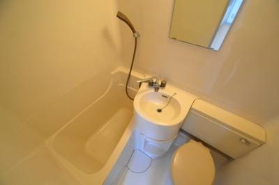 【浴室】ル・パレ西灘