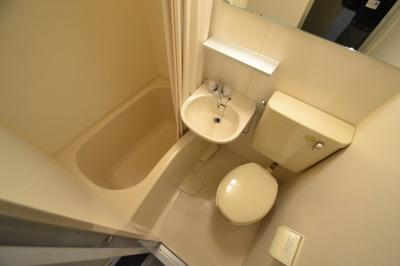 【浴室】シャルマンフジ灘二番館
