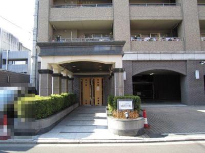 【エントランス】ローレルコート堺町六角