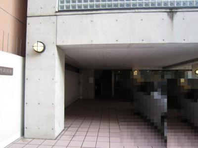 【エントランス】シンフォニー四条烏丸